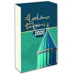 2020 DİK BLOK TAKVİM (100'LÜK PAKET)