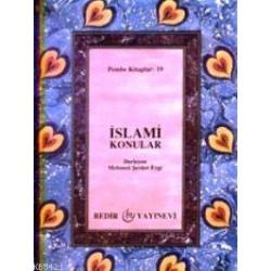 İslami Konular (cep boy)