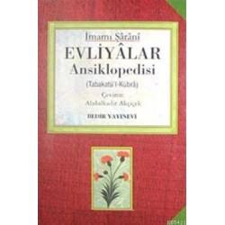 Evliyalar Ansiklopedisi Tabakat'ül-Kübra (2 Kitap 4 Cilt)