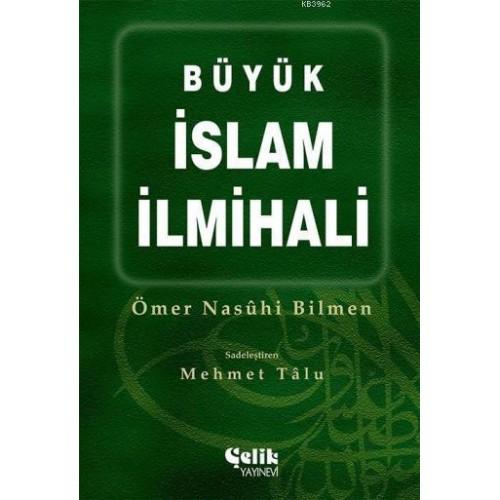 Büyük İslam İlmihali (Karton Kapak)