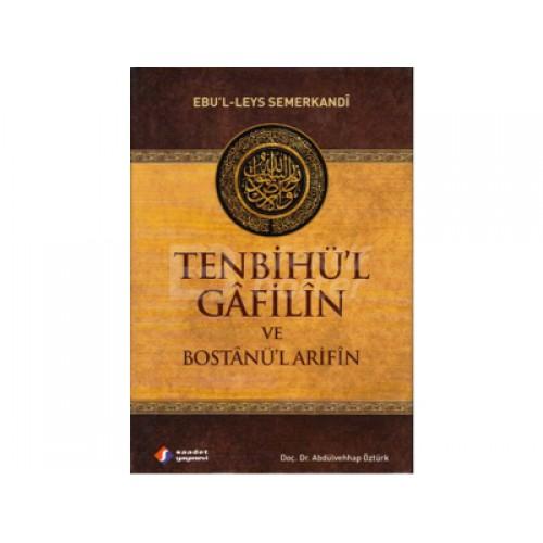 Tenbihü'l Gafilin ve Bostanü'l Arifin Altın Öğütler