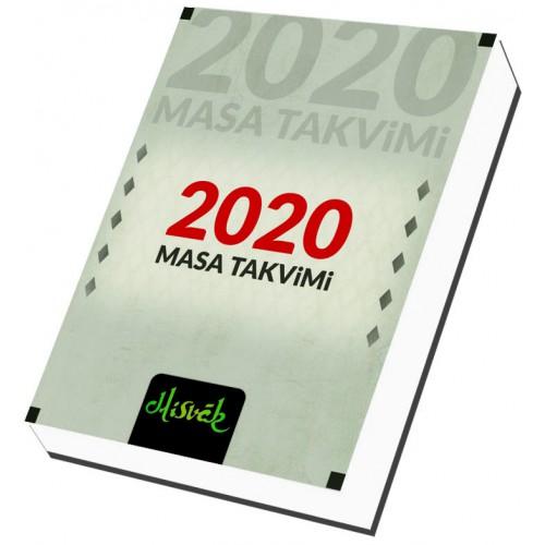 Masa Takvimi 2020