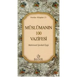 Müslümanın 100 Vazifesi