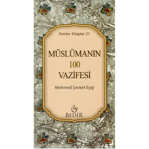 Müslümanin 100 Vazifesi