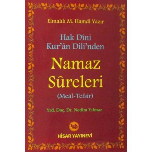 Hak Dini Kur'an Dili'nden Namaz Sureleri (Meal-Tefsir)