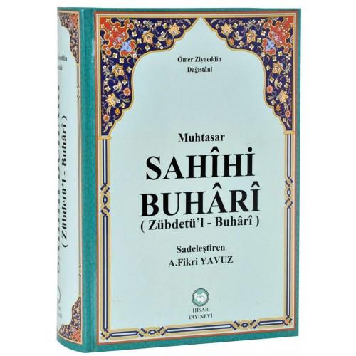 Muhtasar Sahihi Buhari Zübdetü'l-Buhari (Şamuha Kağıt)