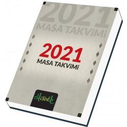 Masa Takvimi 2021