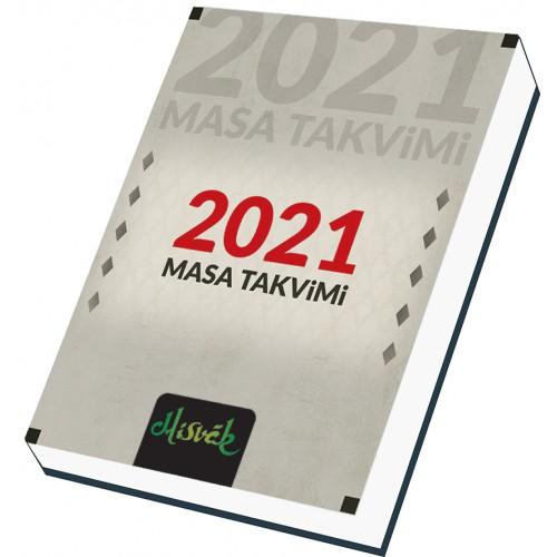 Masa Takvimi 2021 -5'li