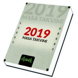 Masa Takvimi 2019
